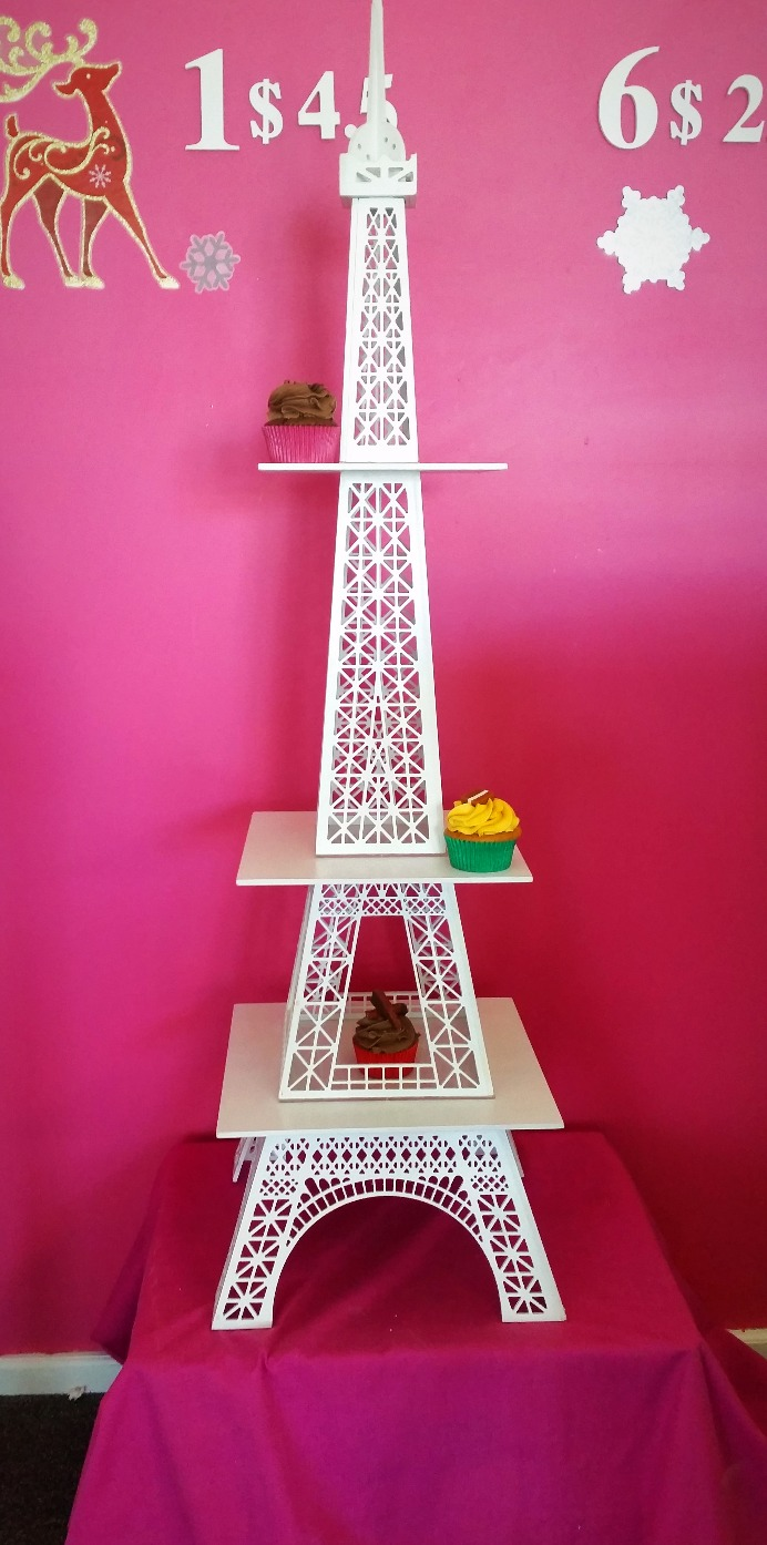 The Eiffel Tower Stand