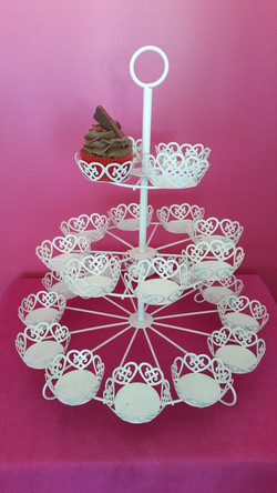 Heart Cupcake Holder