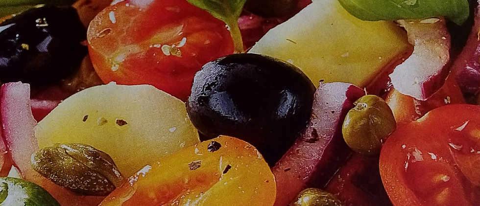 """""""Insalata di Patate alla Mediterranea"""""""