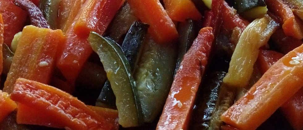 """""""Carote e Zucchine Bel Connubio"""""""