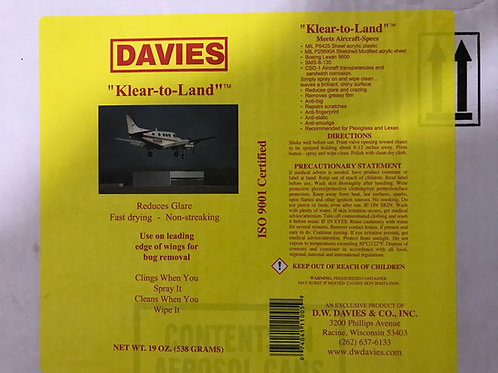 Davies (1 Case = 12 cans)