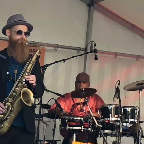 Bebby Sy Jazz con Custard Pie Power Funk Orchestra