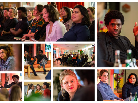The Art of Work - Diversity and Inclusion - 14 March @ Spaces Amsterdam