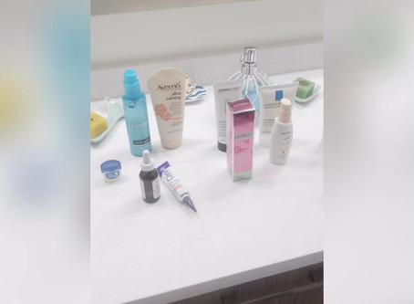 Dr Allawh's Skincare Cabinet Tour