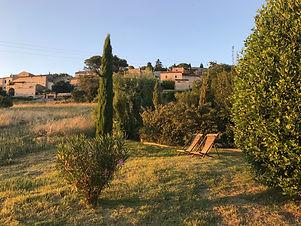 Maison de village avec une vue exceptionnelle sur les Cevennes