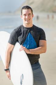 Ryan - La Jolla surfer