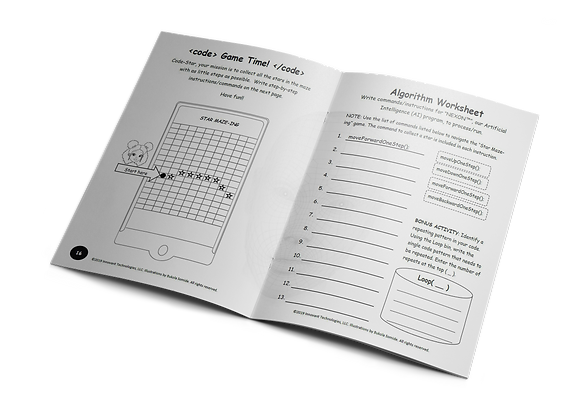 Download Computer Science Activity Ebook for Girls