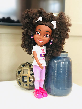 14-inch Somi Computer Science Interactive Doll (PREORDER ONLY)