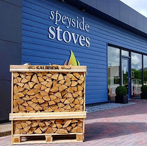 1 x Crate of kiln dried silver birch 1.17m3