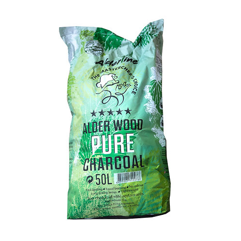 Alderline 50L Bag, Pure Charcoal