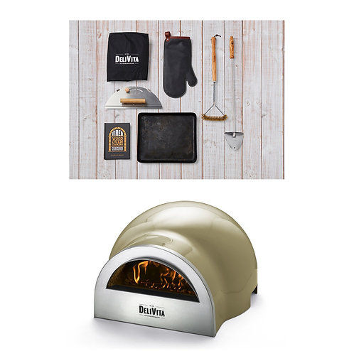 DeliVita Pizza Oven Wood Fired Collection