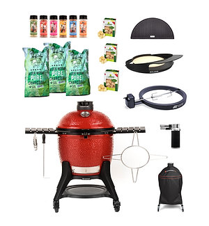 KAMADO JOE, BIG JOE III, MEGA BUNDLE