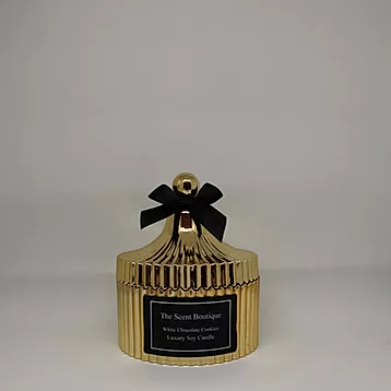 The Scent Boutique, Gold Vintage Candle