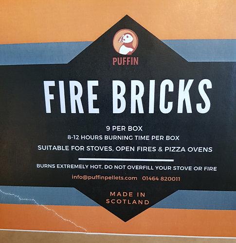 Puffin Fire Bricks