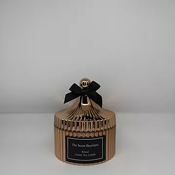 The Scent Boutique, Rose Gold Vintage Candle