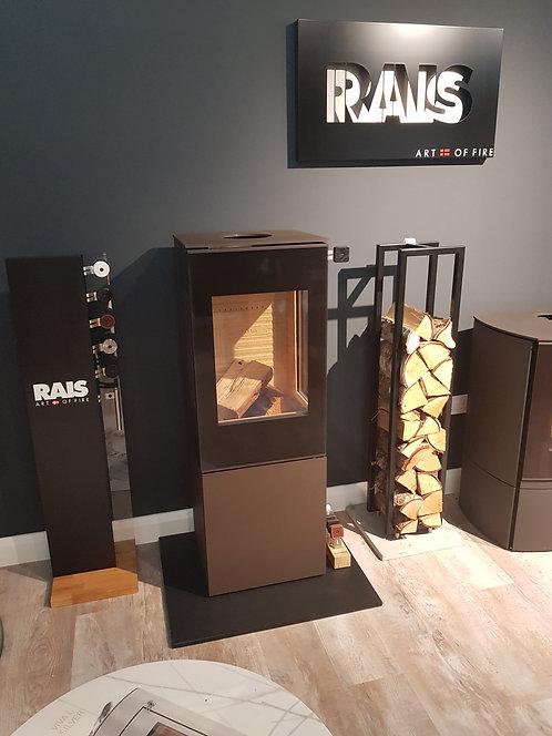 RAIS Nexo 120 Mocha, Glass door & Sides Plus Cleaver Air