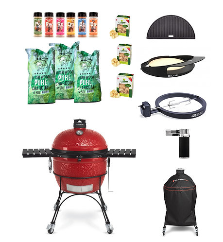 KAMADO JOE, BIG JOE II MEGA BUNDLE