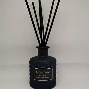 The Scent Boutique, Black Bohemian Reed Diffuser
