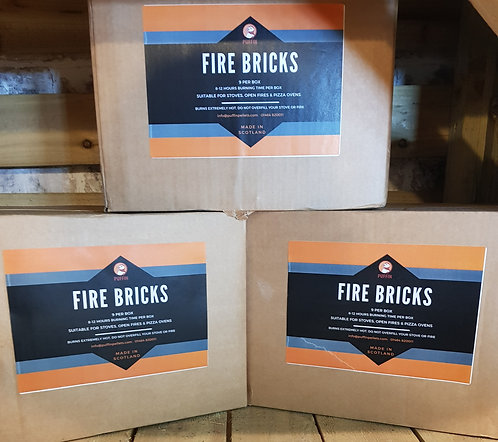 Puffin Fire Bricks 3 Box Offer