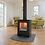 Thumbnail: Mendip Loxton 8 Double Sided Stove