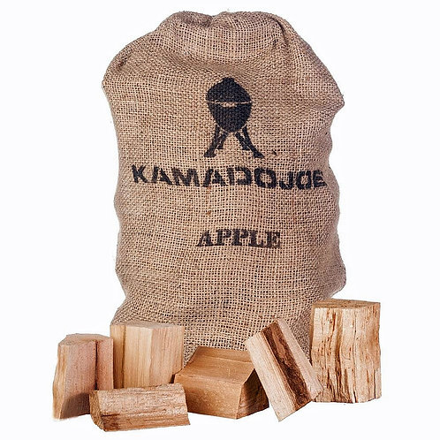 Kamado Joe, Apple Kiln Dried wood Bags (4.5kg)