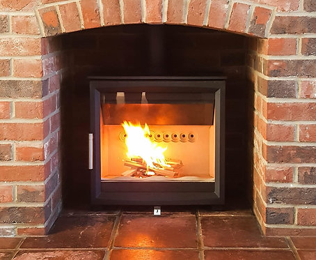 Fireline Woodtec Extra Wide on 100mm Stand