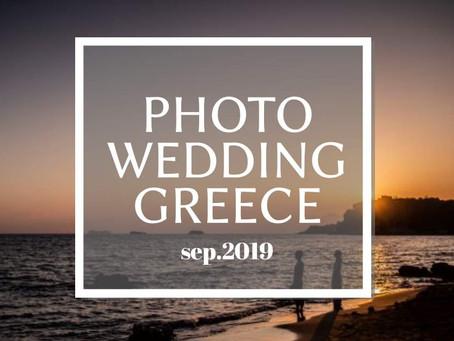 憧れのギリシャでフォトウェディングinケファロニア島