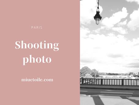 SHOOING PHOTO in Paris