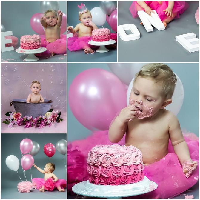 Cake Smash & Splash Packages