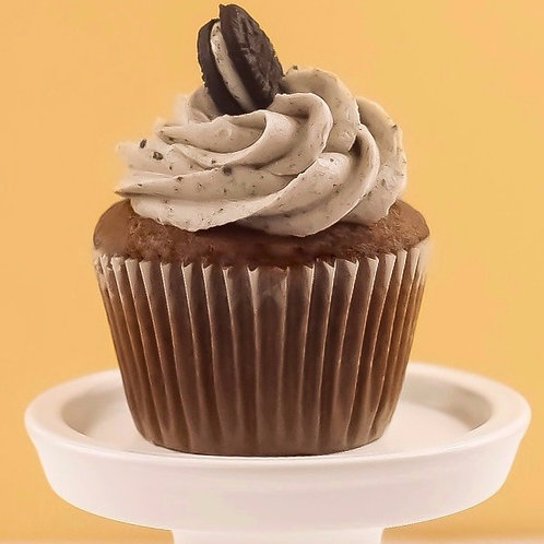 Oreo Cupcakes-Box of 12