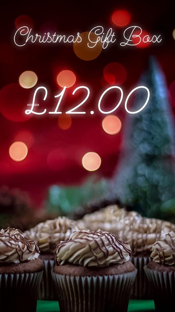 Christmas Gift Box £12.00