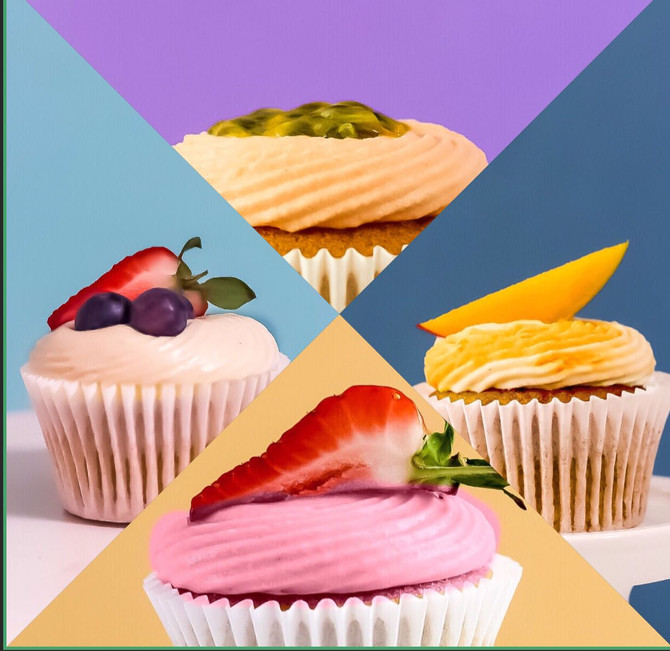 Calorie Less Vegan Cupcakes- Currently Unavailable