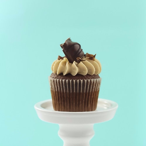 Nutella Cupcakes-Box of 16