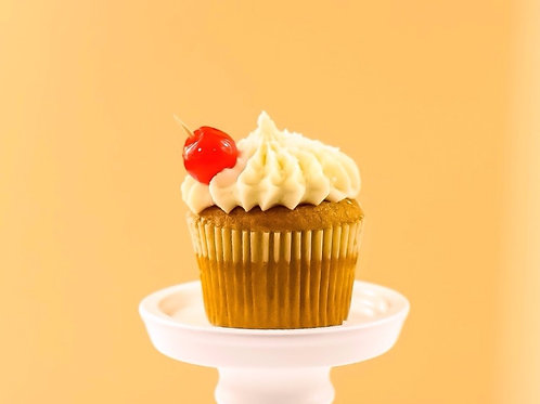 Pinacolada Cupcakes-Box of 12