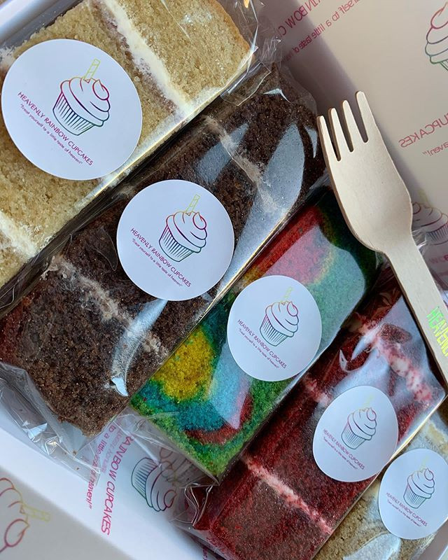 NEW! Cake Taster Boxes