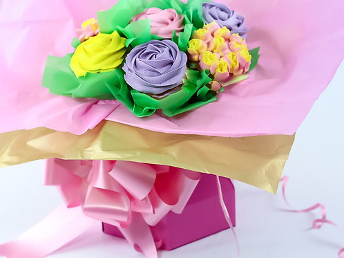Cupcake Bouquet Lemon