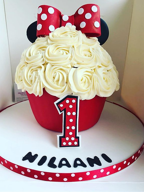 Giant Cupcake Package 1