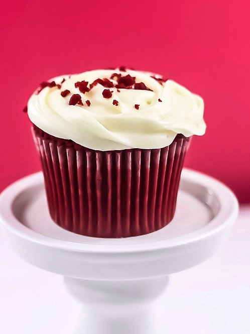 Red Velvet Cupcakes-Box of 25