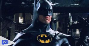 Michael Keaton regresaría como Batman en Flashpoint