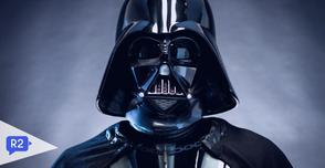 Darth Vader, un personaje icónico, pero muy sencillo