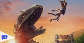 Lo que nos dejó el nuevo avance de Camp Cretaceous