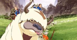 Showrunner de Avatar explica porque es bueno ver la serie con niños