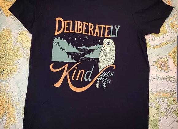 Deliberately Kind Tee