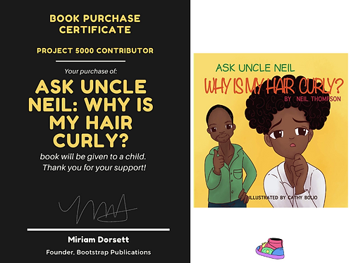 Ask Uncle Neil: why is my hair curly?- Project 5000