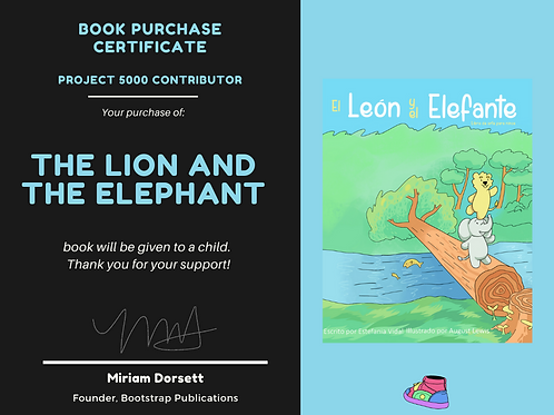 The Lion and the Elephant-Project 5000