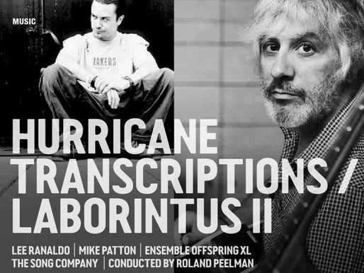Lee Ranaldo, Mike Patton, Ensemble Offspring