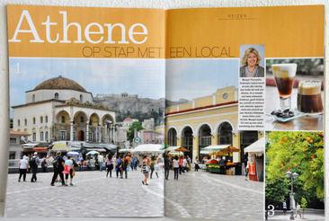 ZIN citytrip Athene