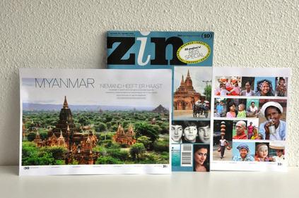 ZIN citytrip Myanmar