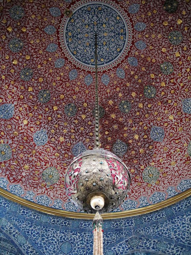 paleis plafond top kapi paleis