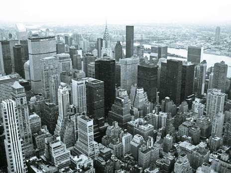skyline new york